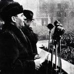 Podlé víťazstvo komunistov